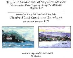 Tropical Landscapes of Sayulita Mexico